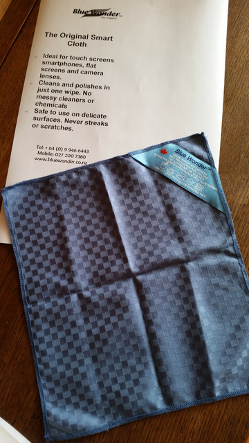 Microfibre Smart Phone & Tablet Cloth